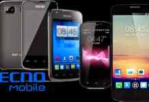 Tecno Android Phones