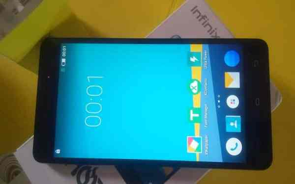Infinix Hot 3 5.5-inch Display