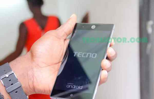 Tecno Camon C9 with 5.5 inches display