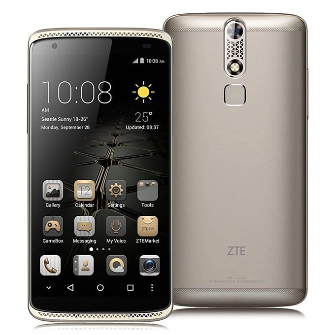 ZTE Axon 7 Premium Version with Force Touch launched in the U.S. for $499