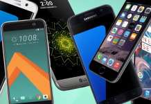 top 10 phones US World 2016
