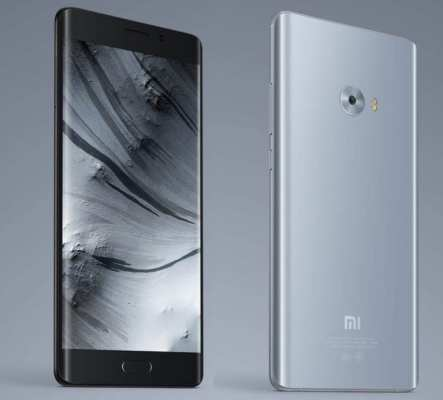Xiaomi Mi Not 2 Grey Colour