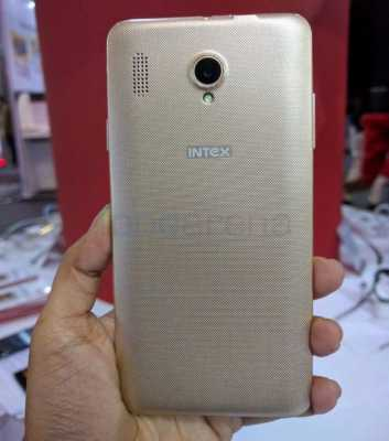 Intex Aqua Craze II Design