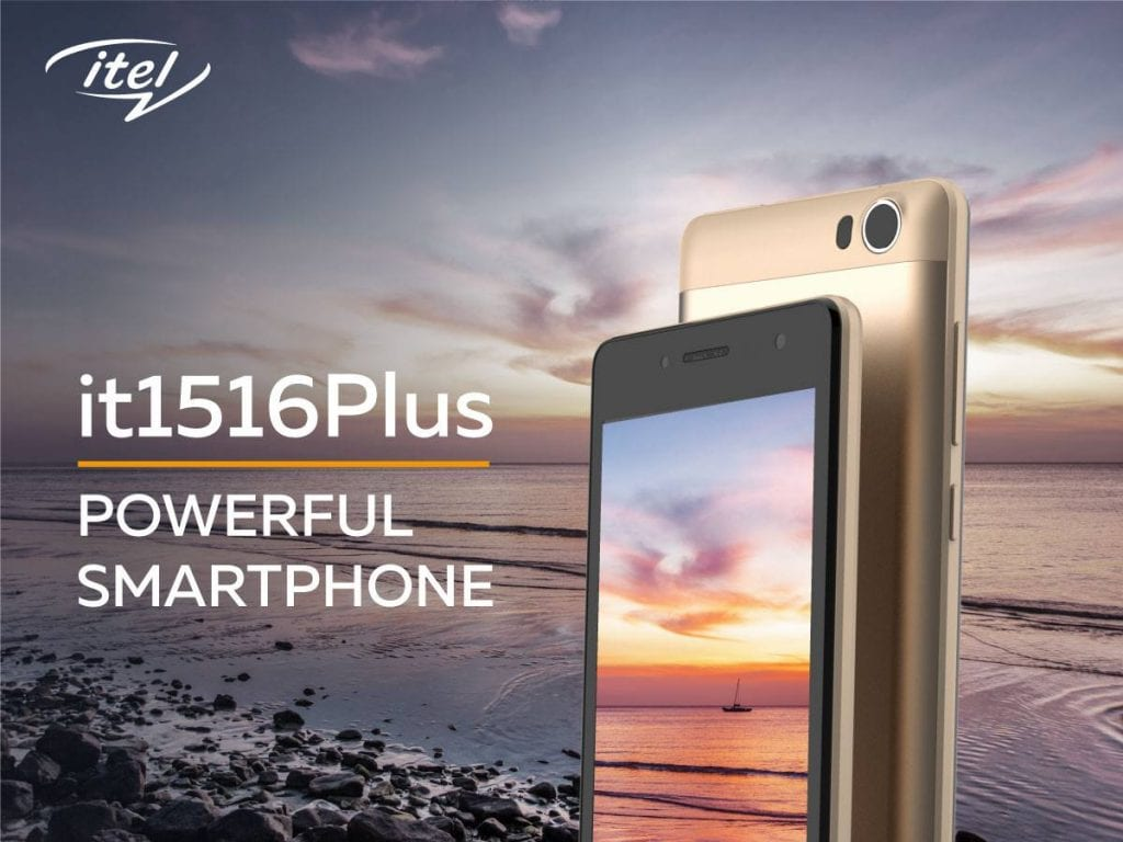 itel it1516 Plus with 1GB RAM, 5000mAh Battery; Specs Review & Price