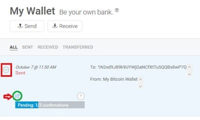 Fund Swisscoin Account with Bitcoin - Bitcoin Wallet