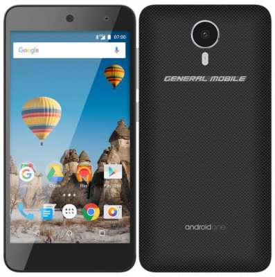 General Mobile GM 5 Android One Smartphone