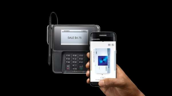 Samsung Pay Make Payments