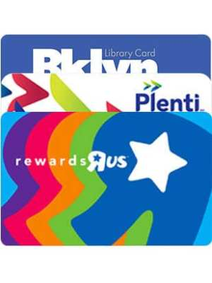 Samsung Pay Reward Cards