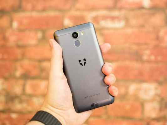Wileyfox Swift 2 Plus Back