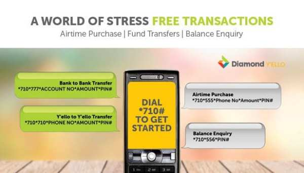 Check Out Diamond Yello Account, The Easiest Bank Account Ever - TechLector