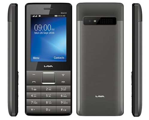Lava Metal 24 Feature Phone