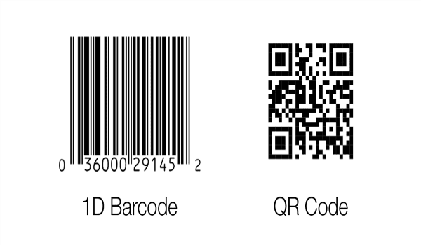 BARCODE AND QR CODE reader