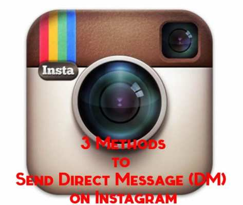 Send Direct Message on Instagram