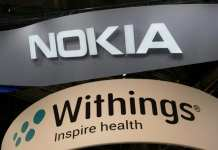 Nokia Withings hooldings