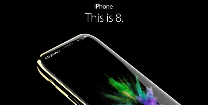 iPhone 8 concept by Handy Abovergleich