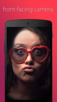 Selfshot-Front-Flash-Camera-App-For-Android OS