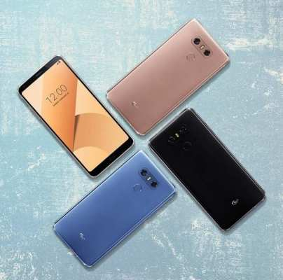 LG G6+, an upgraded version of LG G6