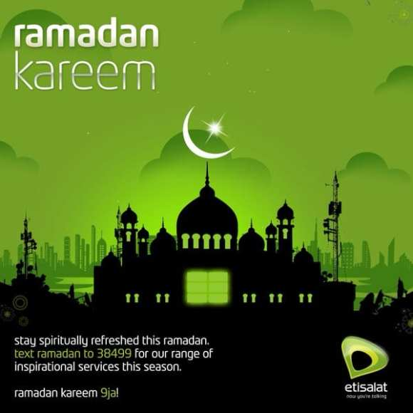 etisalat ramadan kareem offer