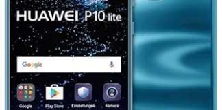 the slimmed down verion of Huawei P10 - Huawei P10 Lite