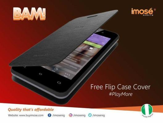 Specifications od Imose Bam device