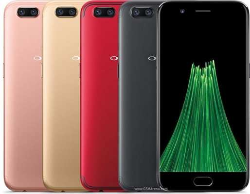 color variants of Oppo R11 device