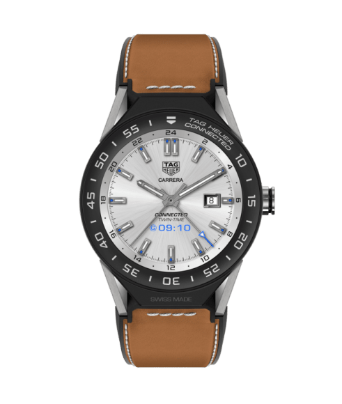 TAG Heuer Connected Modular 45 smartwatch SBF8A8001.11FT6110