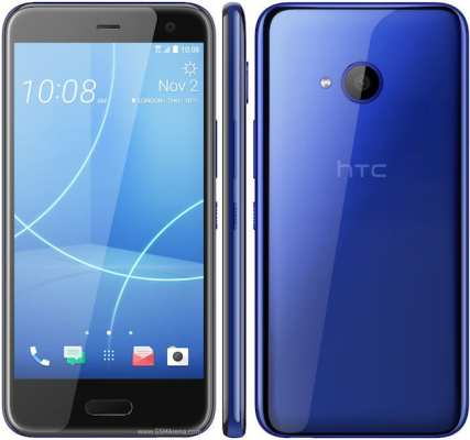 htc u11 price. compared to the htc u11 which was covered with glass both on front and back, life is smaller comes in a metal body coating. htc price