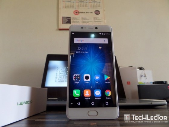 Review Leagoo T5C 05