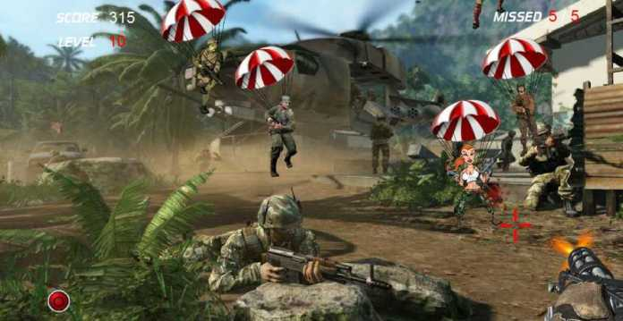 shooting games android and ios