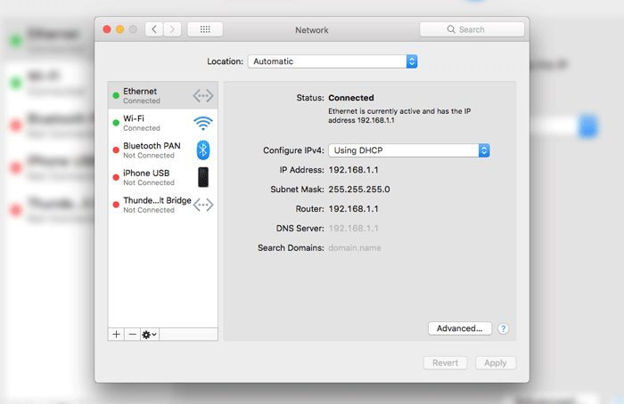 1 2 - How To Get Rid Of Self Assigned Ip On Mac