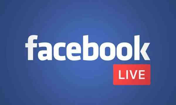 Generate Facebook live stream key