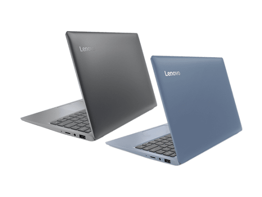 Mineral Grey and Denim Blue: Colour Options for the Ideapad 120s
