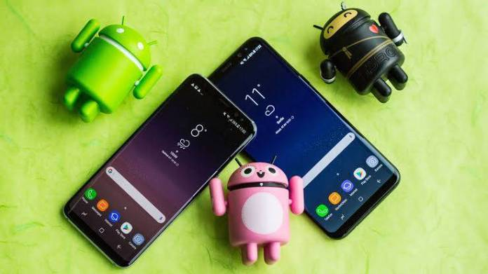 Install Android Oreo On Samsung Galaxy S8