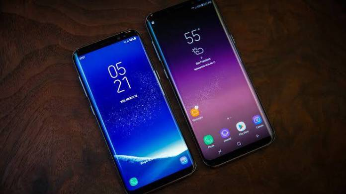Hide pictures on Samsung Galaxy S9