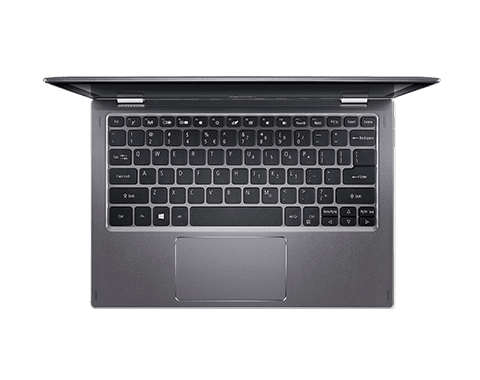 The Keyboard and Touchpad