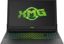 Schenker XMG A517 Gaming Laptop