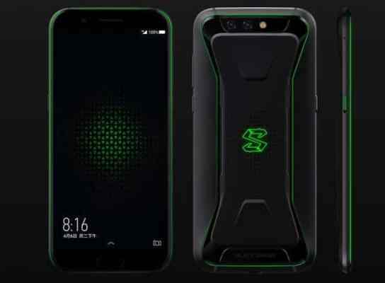 Xiaomi Mi Mix 2S VS Xiaomi Black Shark