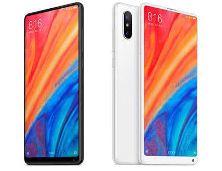 Xiaomi Mi Mix 2S VS Huawei Honor 10