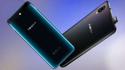Oppo Find X vs Vivo NEX S