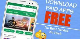 download paid apps for free on Android