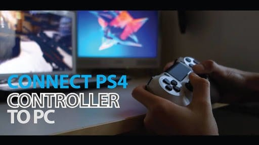 PS4 Dualshock 4 Controller on PC