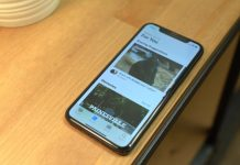 Photos app features in iOS 12