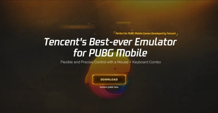 Download Tencent Gaming Buddy and play PUBG Mobile on PC