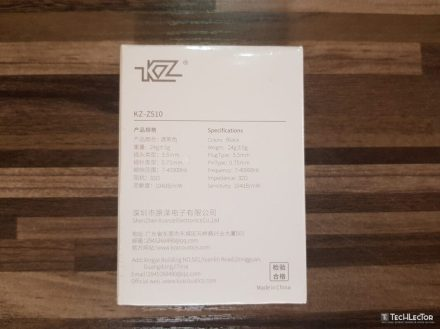 KZ ZS10 In-Ear Earphones35