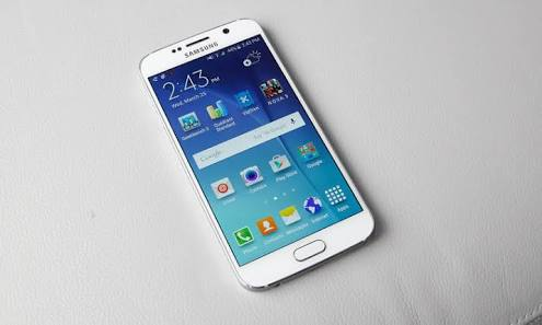 Samsung Galaxy S6 battery issues