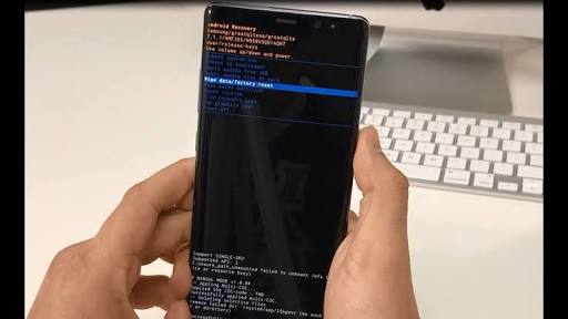 Factory Reset Your Samsung Galaxy Note 9
