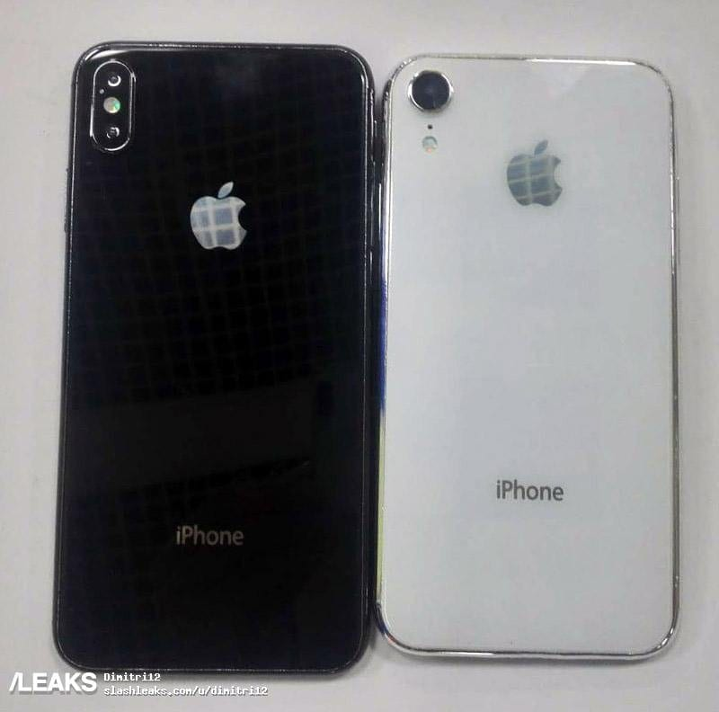 More Hands-On Video With Purported 2018 iPhone Dummy Models