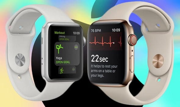 Apple Watch Series 4 Apple Watch Series 4 vs Apple Watch Series 3 Apple Watch Series 4 wearable Apple Watch Series 4 features 1017631