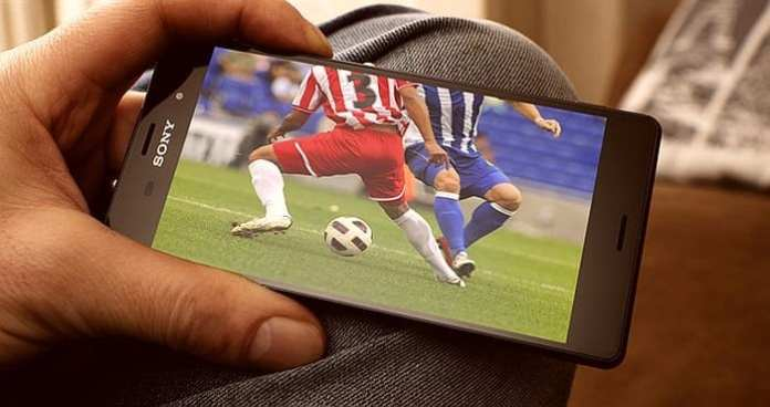 Apps Streaming Football Smartphone Tablets 1