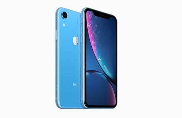 iPhone XR model number